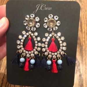 NWT Jcrew fun earrings